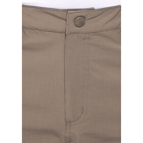 The North Face Exploration Convertible Pants short Herren weimaraner brown
